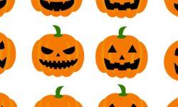ハロウィンの無料でかわいいかぼちゃのフリーイラスト画像24点!